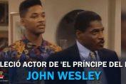 Actor John Wesley